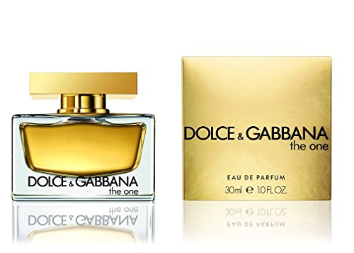 DOLCE & GABBANA THE ONE perfume spray water Fragancias y